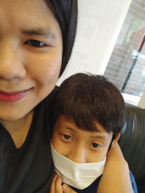 Mother Warned Netizens After Her Son Got Lung Disease Due To Smelling Cigarette Smoke.