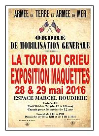 Expo La Tour du Crieu 2016