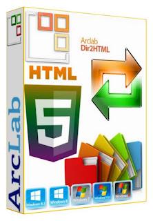 Dir2HTML Portable