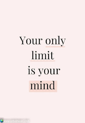 Your Only Limit  Is Your Mind..!!  #Inspirationalquotes #motivationalquotes  #quotes