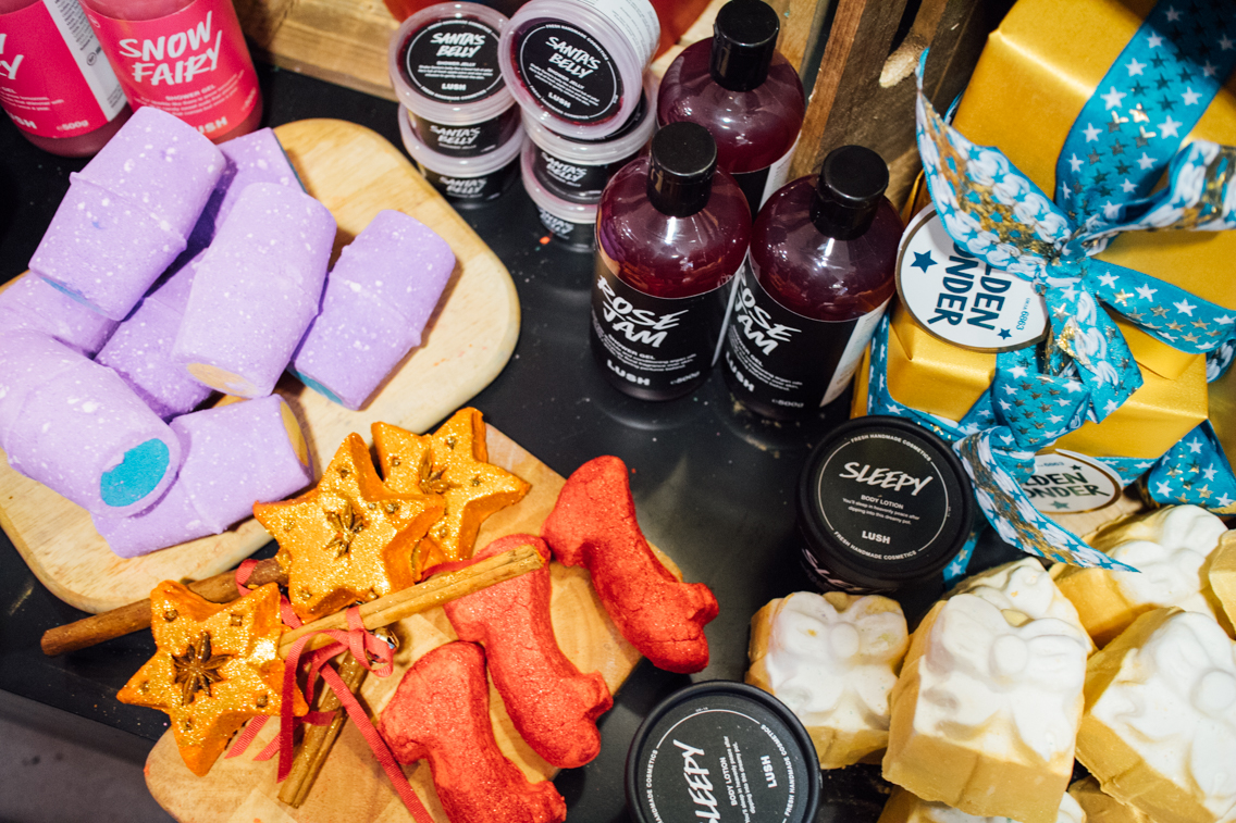 Lush Winter Range 2016