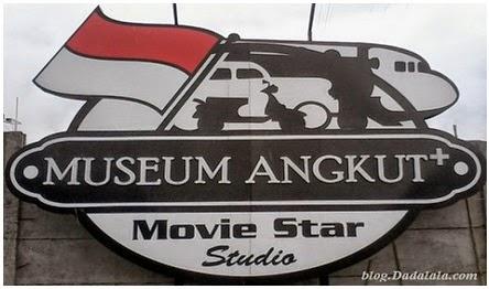 Museum Angkut di Batu