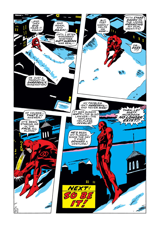 Daredevil (1964) 53 Page 21