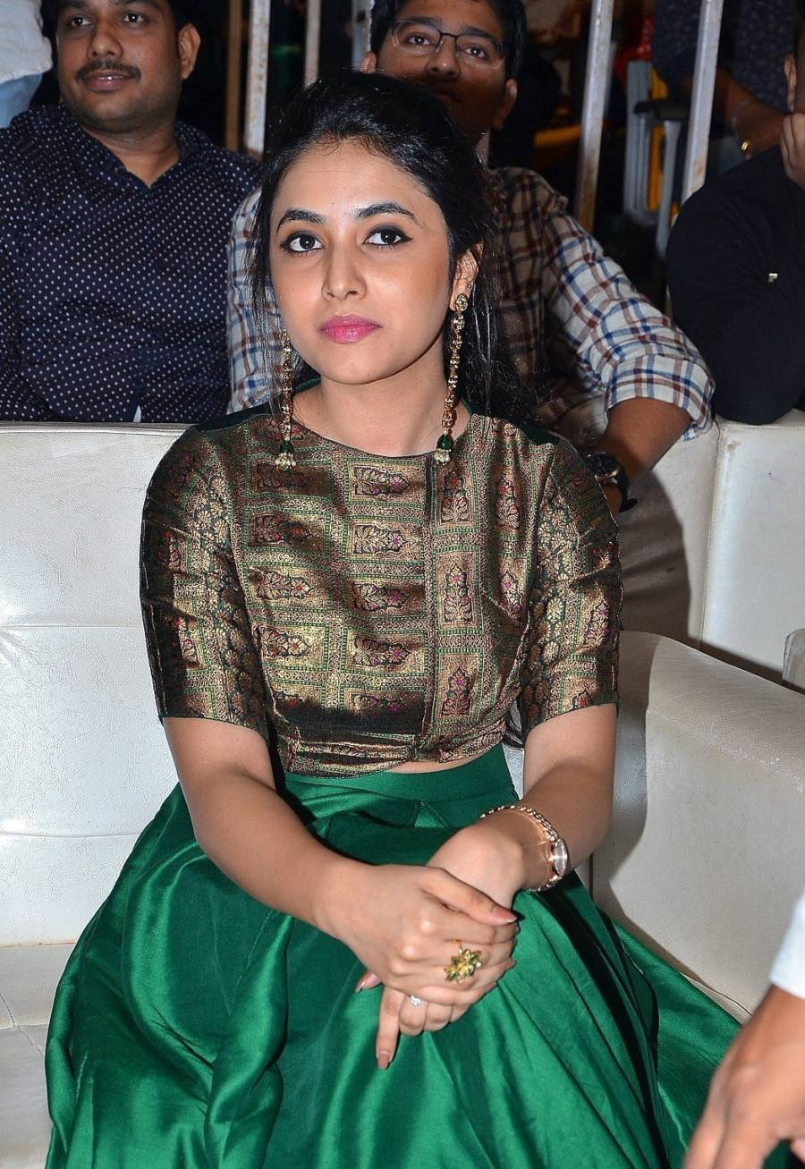 Priyanka Arul Mohan At Gang Leader Movie Pre Release Event