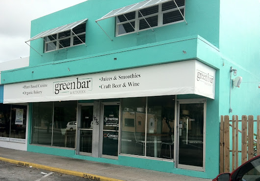 Restaurant of the Week : Green Bar Kitchen