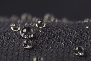 bahan jaket waterproof
