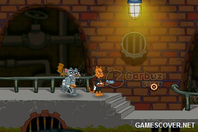 Play Zombies Mice Annihilation Game