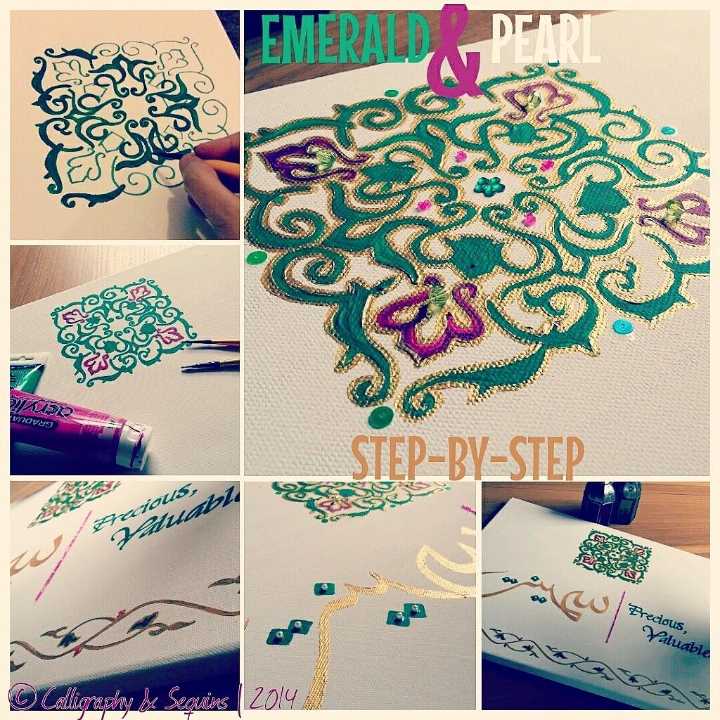 http://instagram.com/calligraphyandsequins
