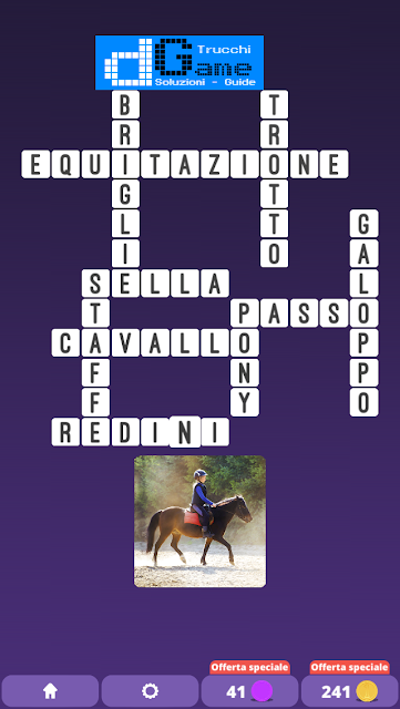 Soluzioni One Clue Crossword livello 25 schemi 12 (Cruciverba illustrato)  | Parole e foto