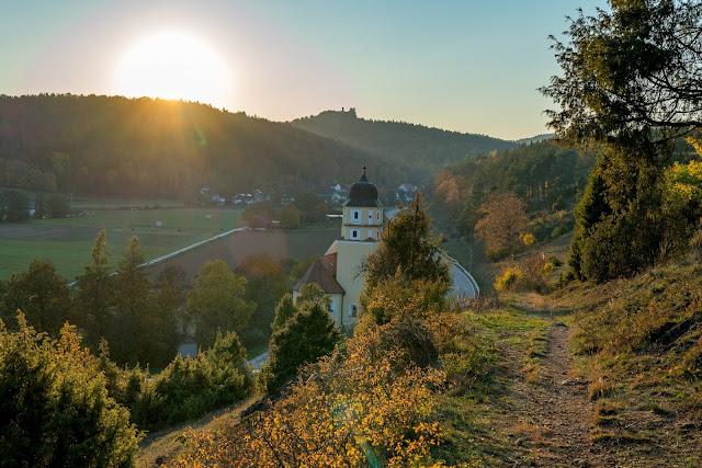 Wacholderweg von Aicha nach Allersburg  Wandern im Amberg-Sulzbacher Land 01