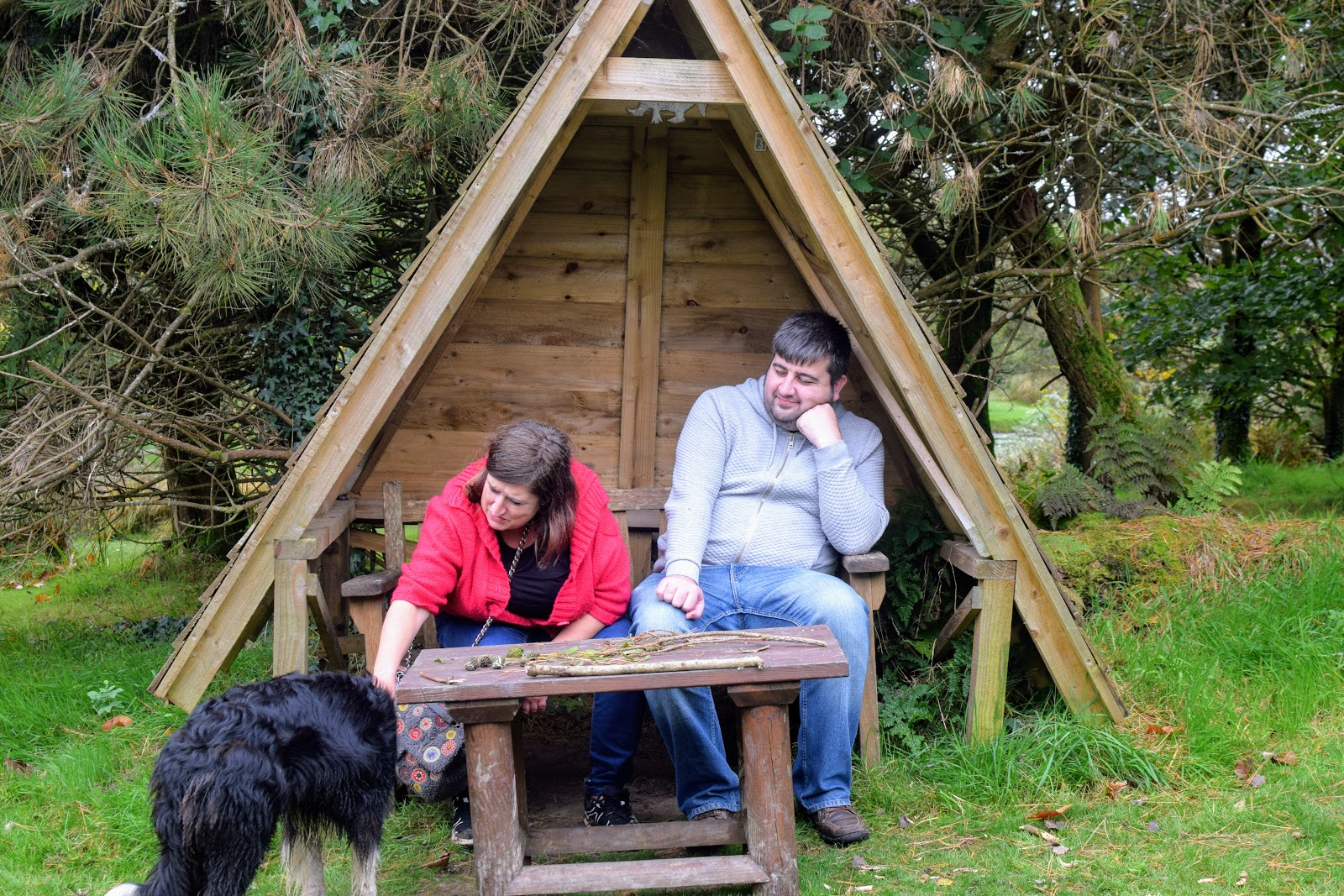, Days out:  Hilton Court Gardens and Crafts, Pembrokeshire