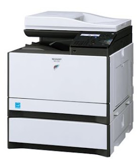 Sharp MX-C250 printer drivers download and Install