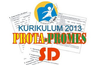 Download Prota dan Promes PAI Kelas 1-6 SD Kurikulum 2013