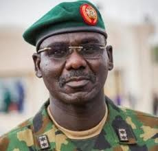 Chief of Army Staff (COAS), Lt. General Tukur Buratai