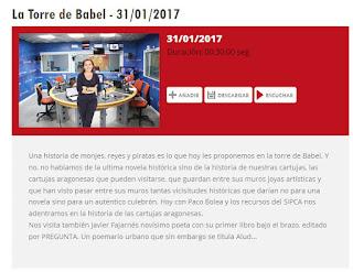 http://www.aragonradio.es/podcast/emision/la-torre-de-babel-31012017