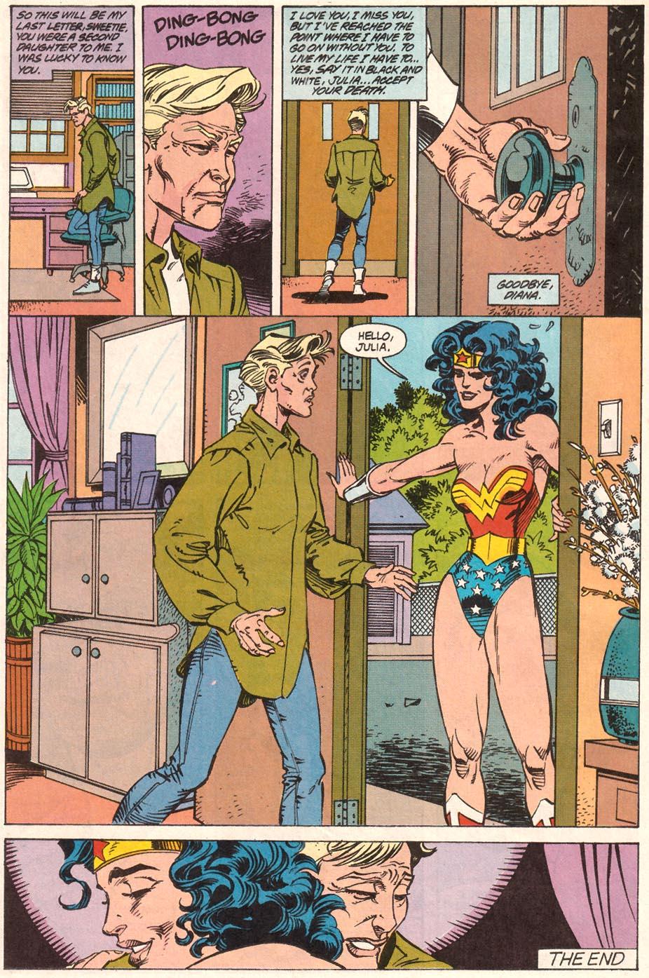 Read online Wonder Woman (1987) comic -  Issue #71 - 23