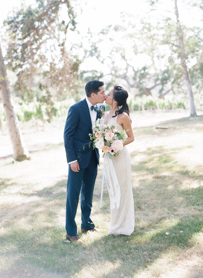 Hilary And Eric Said I Do At Firestone Winery In Santa Ynez The Bride Is A Graphic Designer Designed All Her Paper Goods Which Was Inspired By