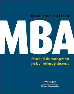 Télécharger Livre Gratuit MBA – L'essentiel du management par les meilleurs professeurs pdf