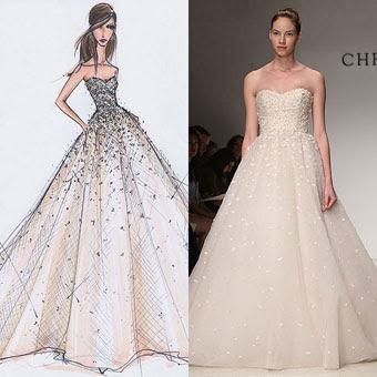 1 Vestidos de Noiva feitos sob medida...!