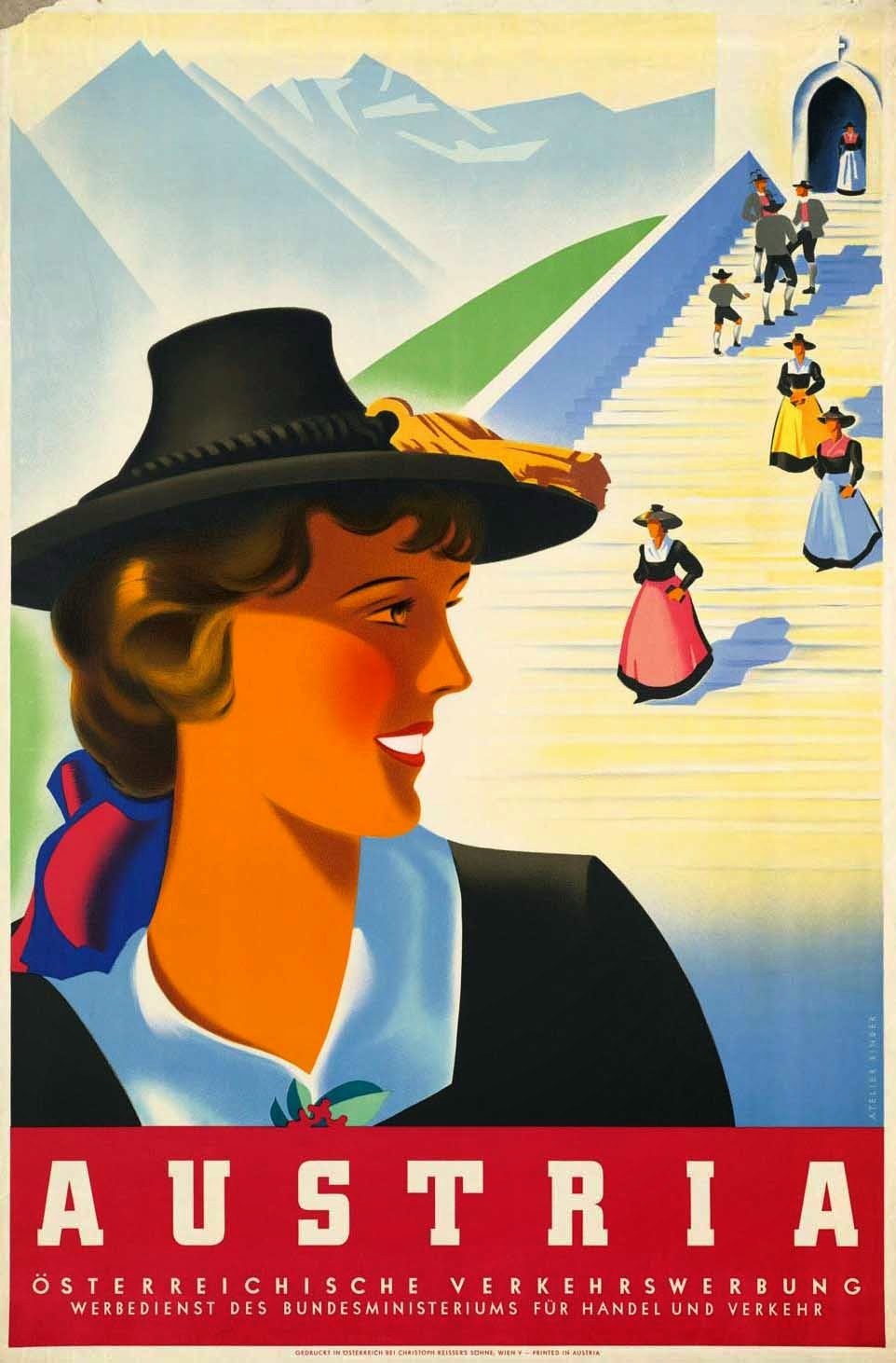 Art Amp Artists Vintage Travel Posters Part 6