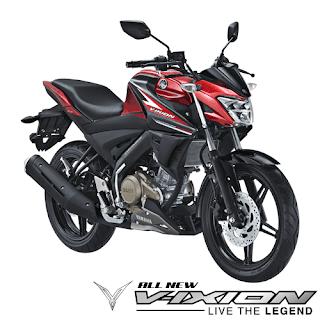 Harga Promo Kredit Motor Yamaha Vixion New 2017