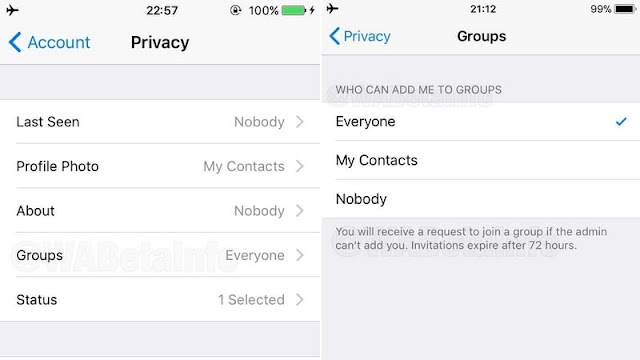 WhatsApp May Soon Let Users Decide Who Can Add Them to Groups