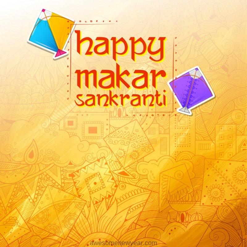 Makar Sankranthi 2019 Images