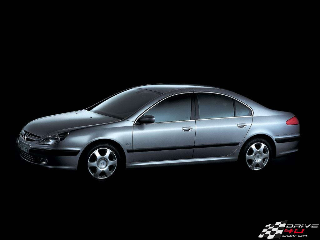 Car Pics Peugeot 607 Is An Executive Car Pics