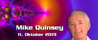 Mike Quinsey – 11.Oktober 2019
