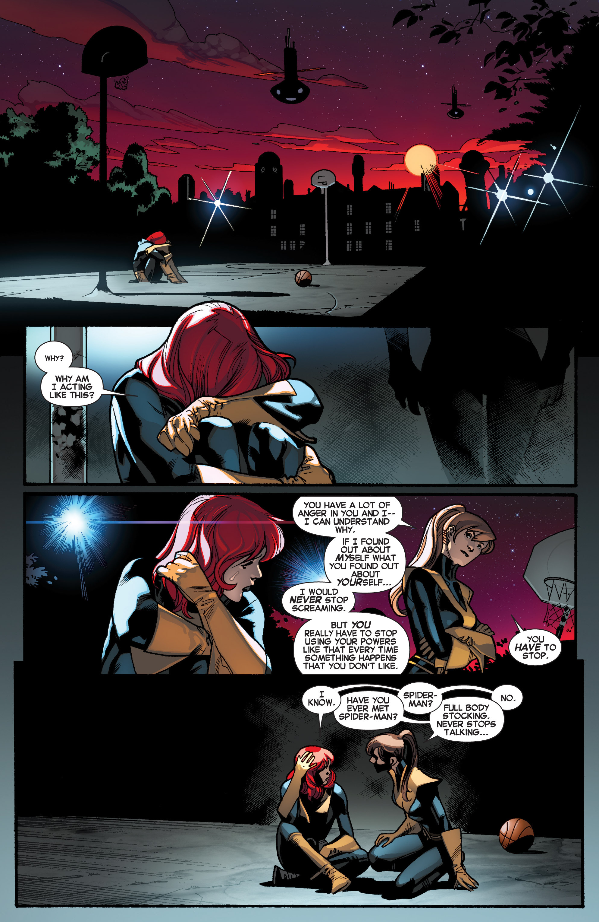 Read online All-New X-Men (2013) comic -  Issue # _Special - Out Of Their Depth - 19