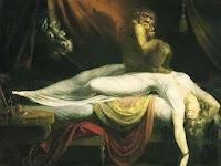 Sleep Paralysis Sebabkan Penampakan Hantu