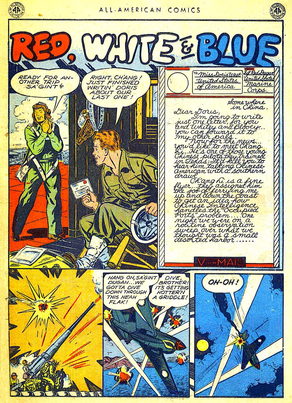 Read online All-American Comics (1939) comic -  Issue #65 - 32