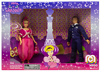 Return of MEGO Corporation Preview I Dream of Jeanie Set
