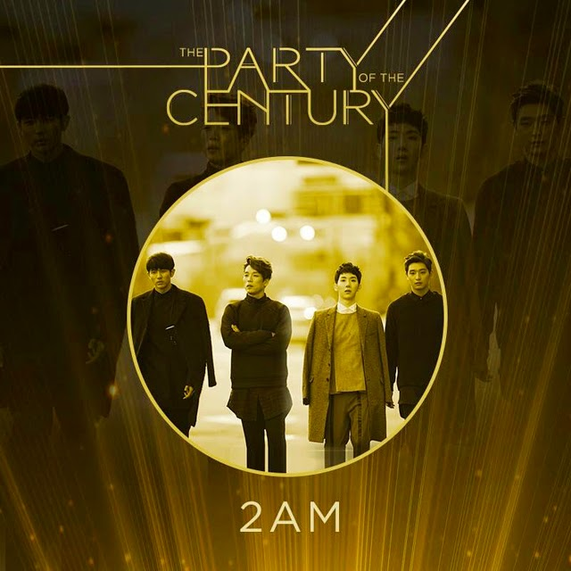 2AM Live in Malaysia 2015