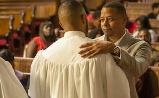 Lucious Andre Baptism Empire TV Show