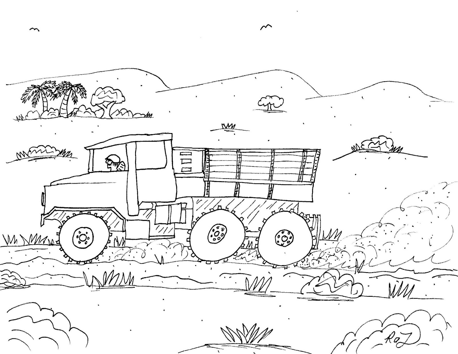Robin S Great Coloring Pages Memorial Day