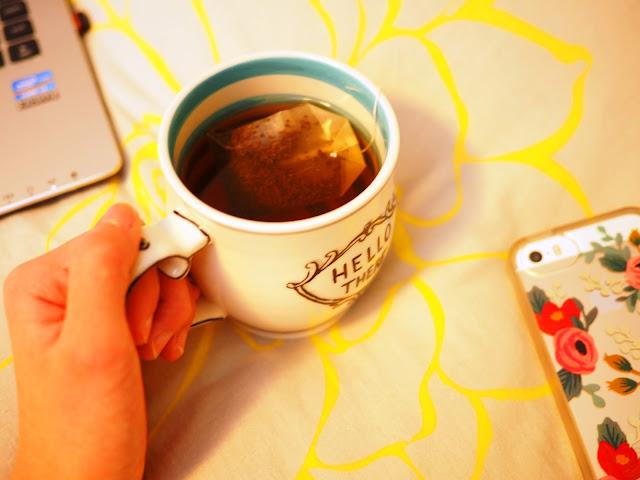 Mug and Phone