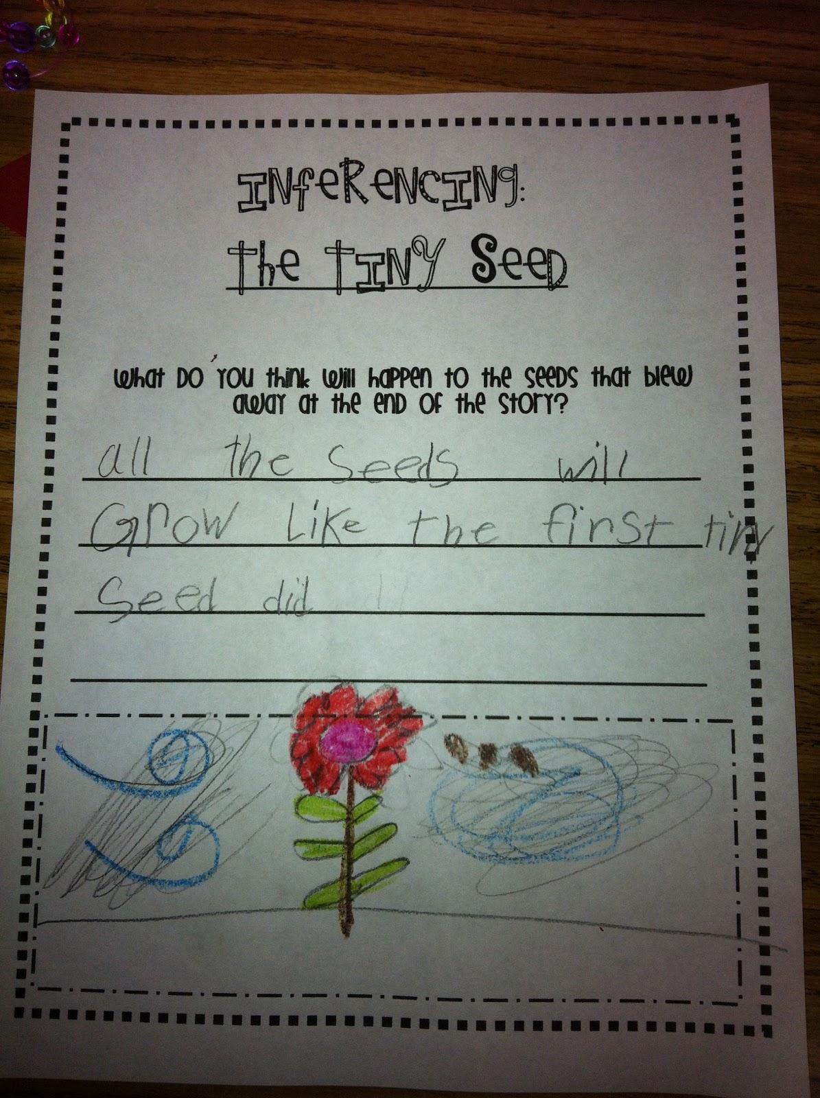Miss Augustine S Kinder Garden Week 1