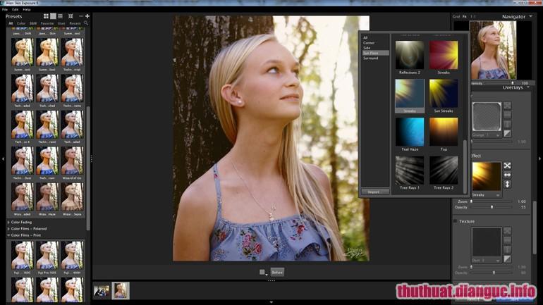 Download Alien Skin Exposure X4 Bundle 4.0.1.27 Full Cr@ck – Quản lý và chỉnh sửa ảnh RAW
