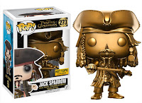 Funko Pop! Jack Sparrow Hot Topic