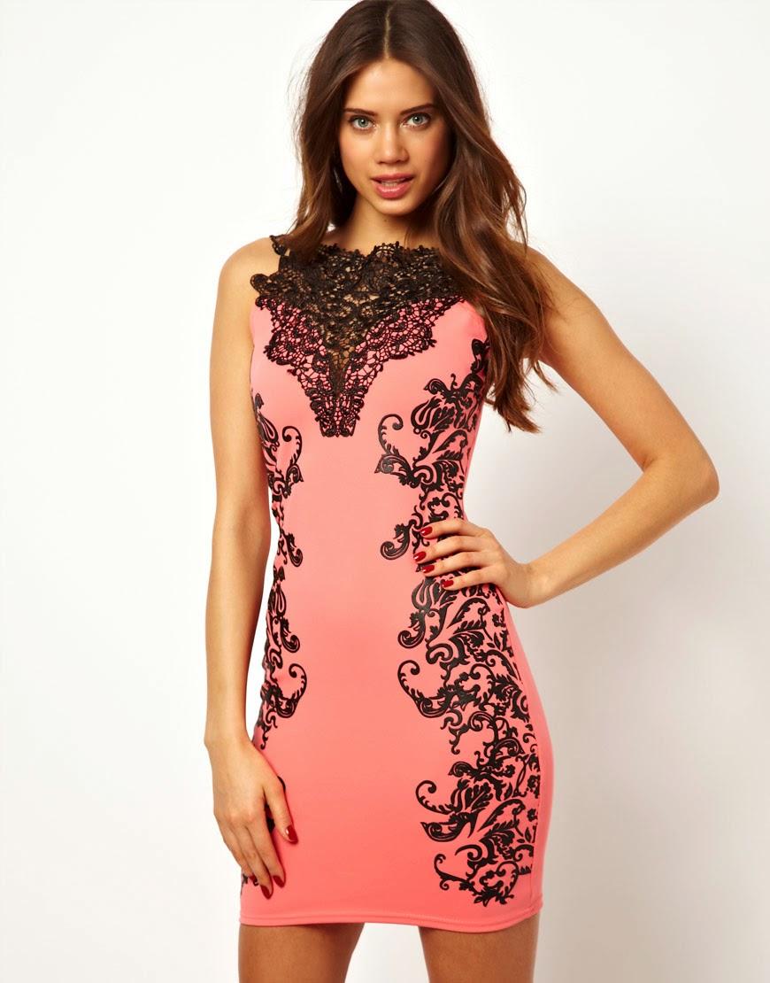 Ver modelos de vestidos bellos