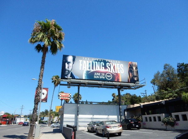 Falling Skies final season billboard