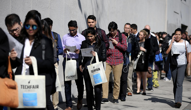 U.S. Weekly Jobless Claims Fell by More Than Expected, Signaling Stronger Economy