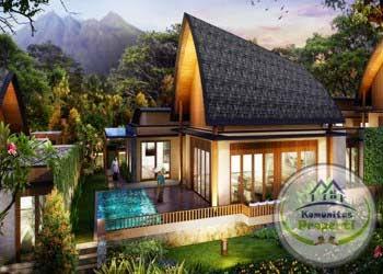 Dijual Vimala Hills Villa Resort Bogor