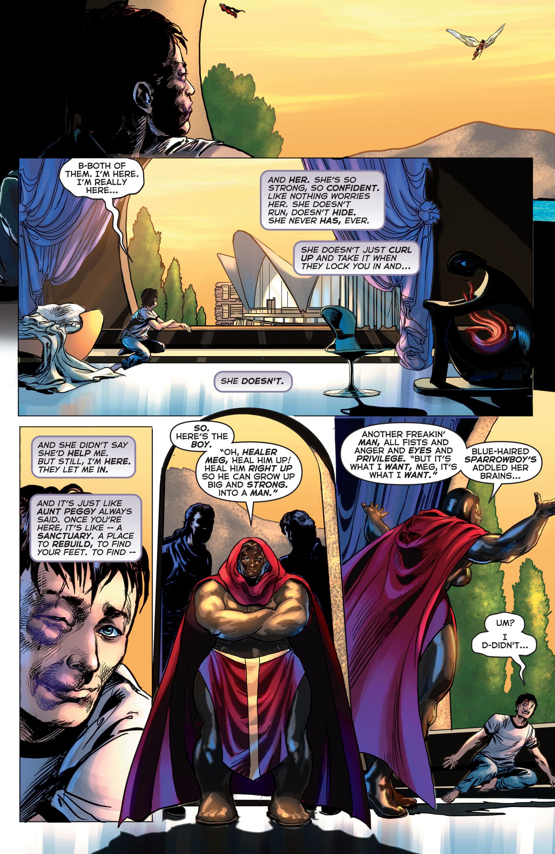 Read online Astro City comic -  Issue #7 - 12