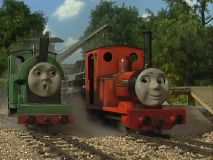 The Railfan Brony Blog: Thomas And Friends Season 10: Poll