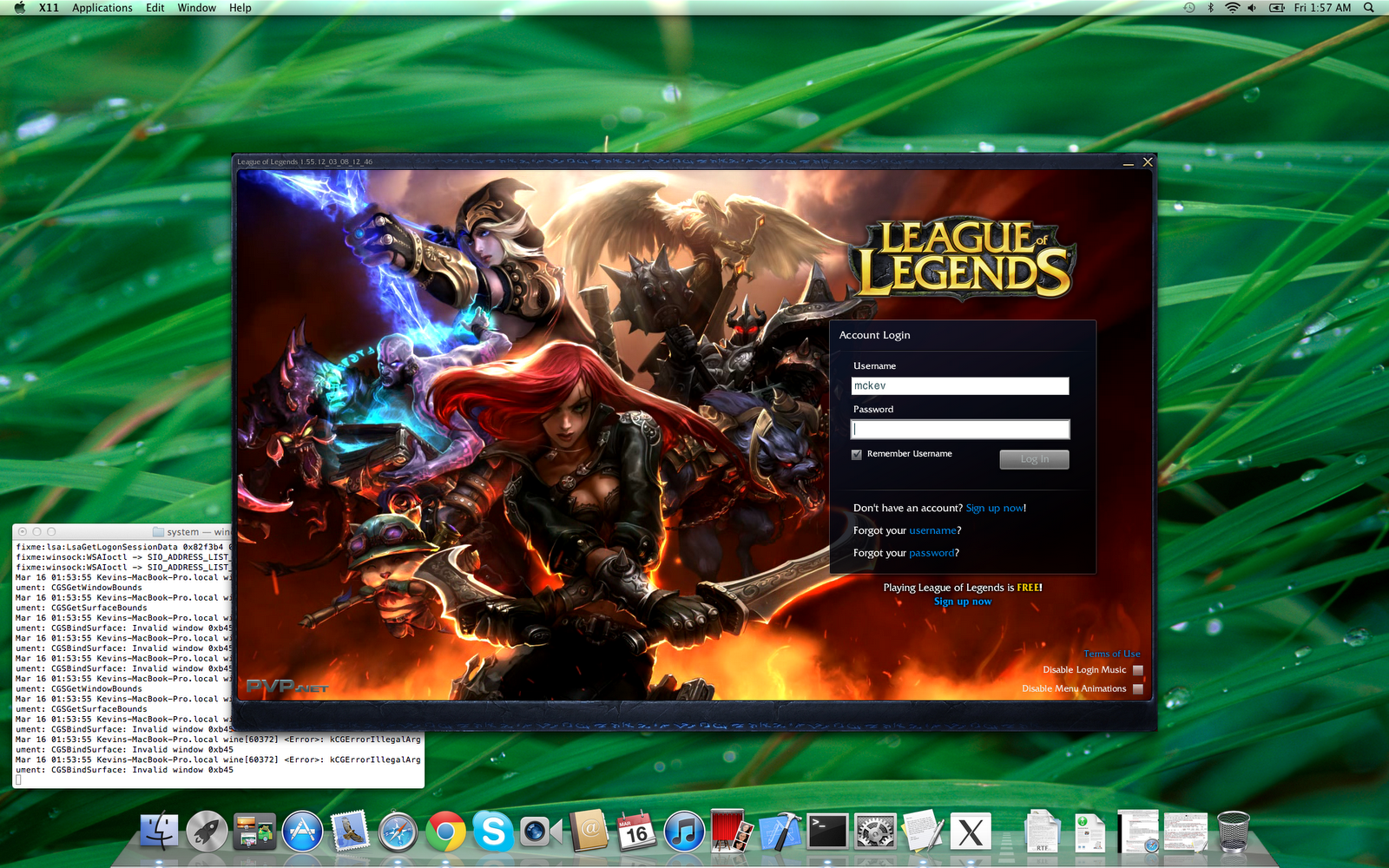 Mac Install/Launch Issue Solutions - League of Legends ...