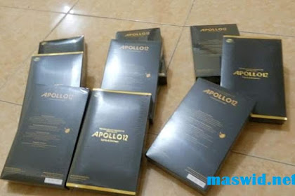 Jual Herbal Apollo 12 Cordy-G di Surabaya dan seluruh Jawa Timur
