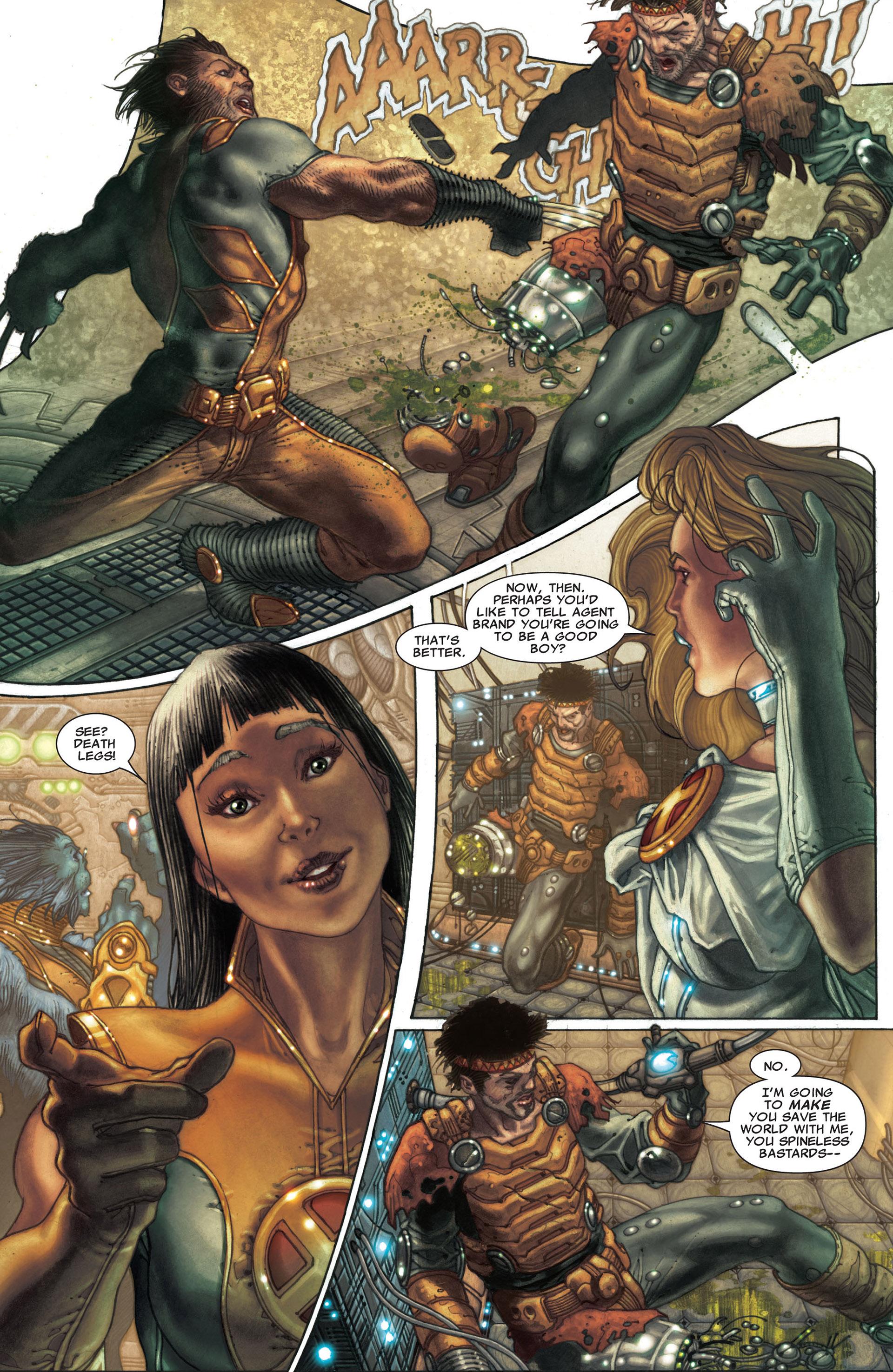 Read online Astonishing X-Men (2004) comic -  Issue #30 - 12