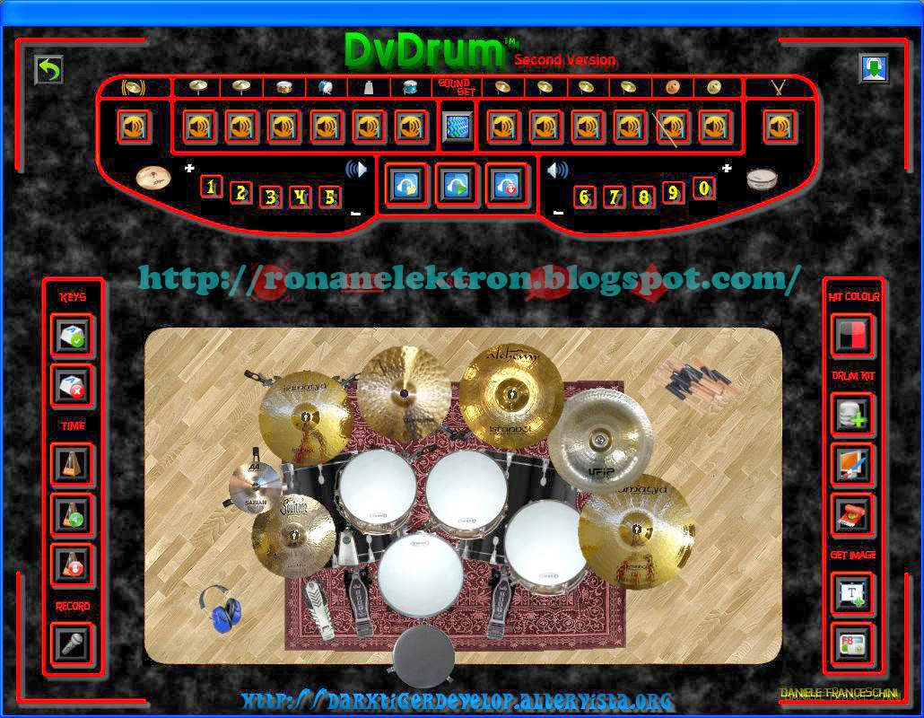 Download virtual percussion games free